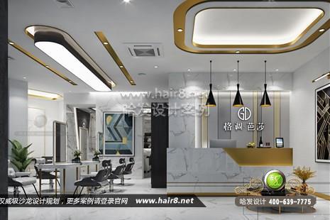 安徽省亳州市格调.芭莎美容美发护肤造型图1