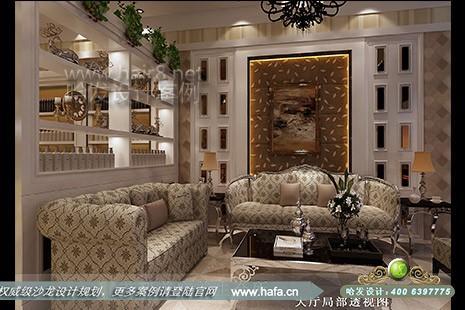 云南省弥勒茗妍美容养生会所在将欧式风格展现到极致的同时,对于空间