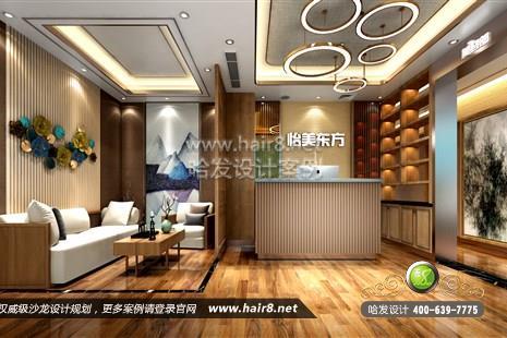 浙江省温州市怡美东方美容美发护肤造型图4