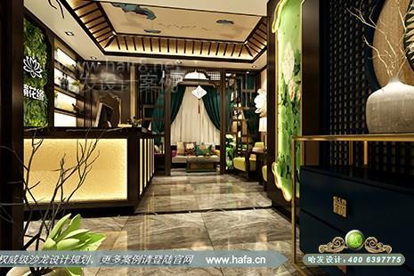 上海市镜花缘美容美发护肤SPA图1