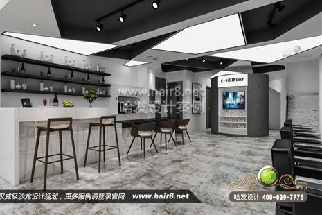 安徽省蚌埠市K_Salon形象设计图2