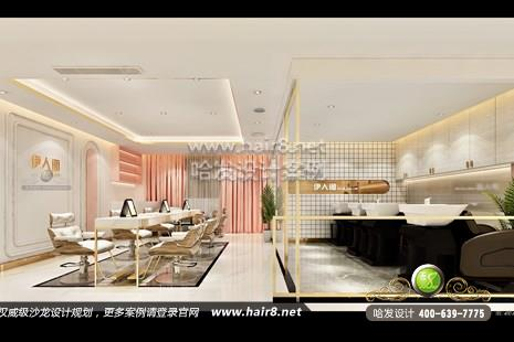 贵州省安顺市伊人阁红发廊潮牌店图3