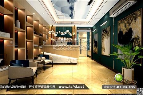 浙江省海宁市聚匠美容美发护肤SPA图3