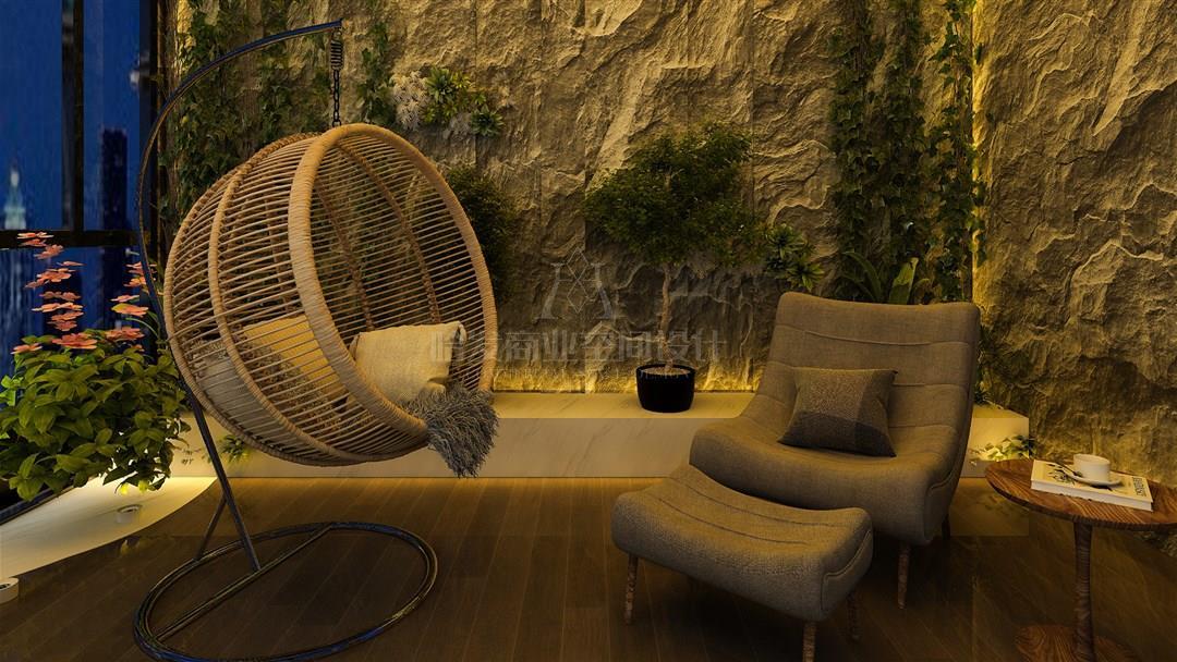 这样的休息区,尽享舒适自在--