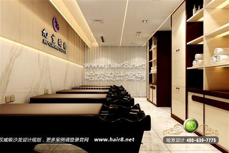 海南省海口市九重国际美容美发护肤造型图10