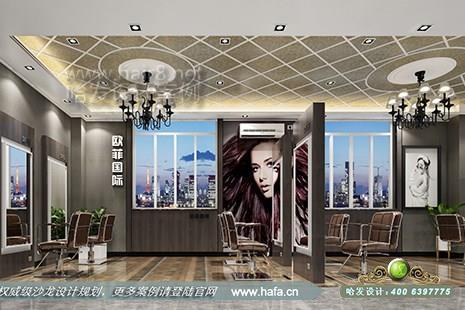 浙江省台州市欧菲国际美发沙龙图2