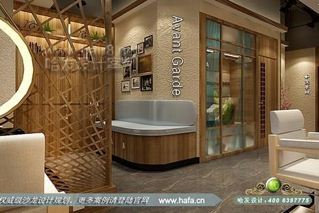 安徽省蚌埠市A&G造型科技美容图3