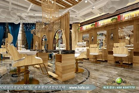广东省广州市揭阳爱师美美容美发护肤造型SPA图1