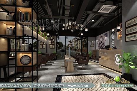 浙江省杭州市漂靓宝贝护肤造型图1