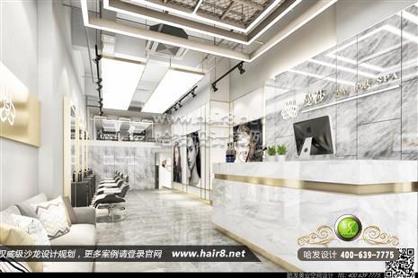 上海市曼莎造型护肤SPA图1