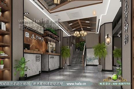 浙江省杭州市东方神韵美容美发沙龙图2
