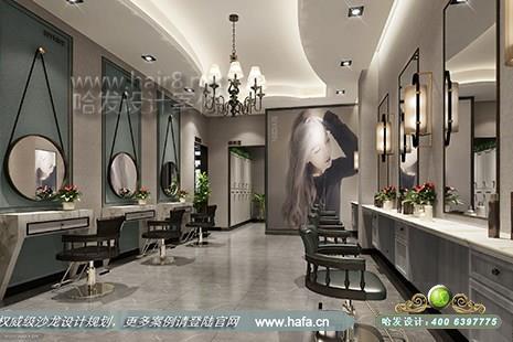 吉林省长春市丝艺专业美容美发养生会馆图2