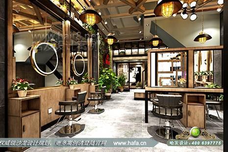 上海市镜花缘美容美发护肤SPA图3