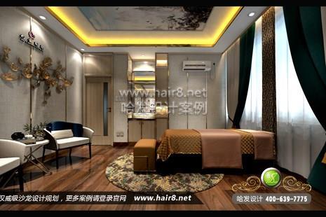 海南省海口市九重国际美容美发护肤造型图2