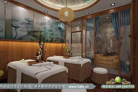 海南省海口市罗马国际美容美发沙龙图2