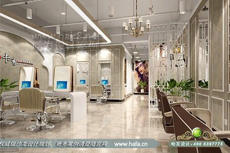 浙江省杭州市卡秀美容美发沙龙图2