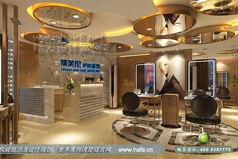 上海市蒂芙尼护肤造型图4