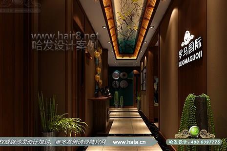 海南省海口市罗马国际美容美发沙龙图6