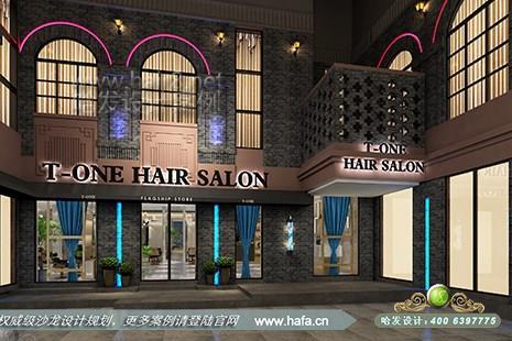 江苏省南京市1912T-ONE HAIR SALON图4