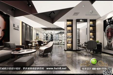 安徽省蚌埠市K_Salon形象设计图3