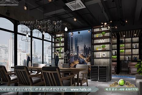 广东省江门市新大地时尚发型专业店图1