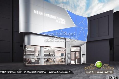 江苏省常州市米兰国际美容美发综合店图7