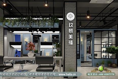 江苏省苏州市玖慕美播烫染造型图2