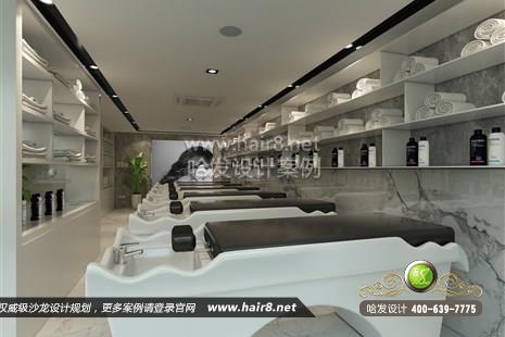 贵州省贵阳市红发廊美容美发造型SPA图4