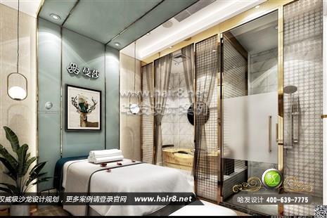 上海市曼莎造型护肤SPA图3