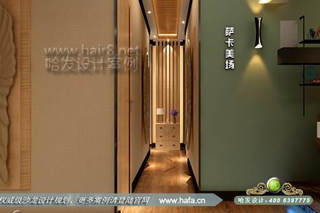 广东省珠海市萨卡美场美发沙龙图3