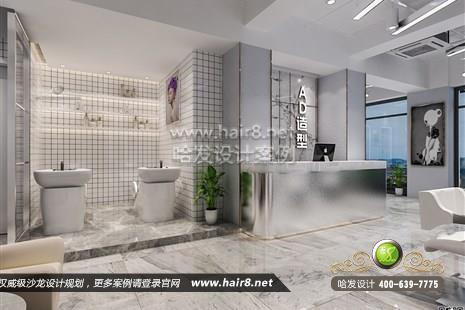 上海市AD造型日系沙龙三店图2