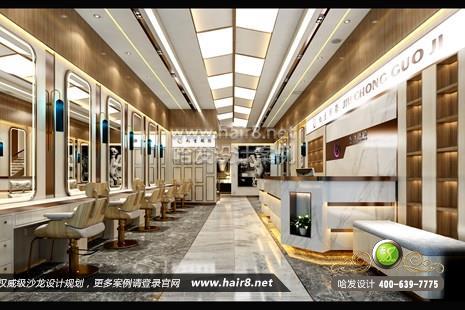 海南省海口市九重国际美容美发护肤造型图12