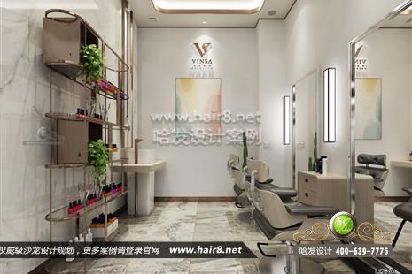 安徽省蚌埠市温莎美座美容美发时尚沙龙图2