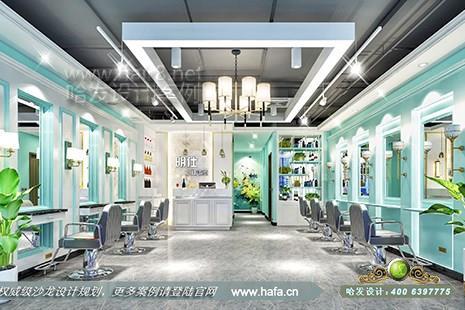 上海市明仕护肤造型图5