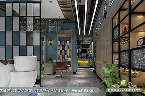 上海市三原色美发沙龙图2