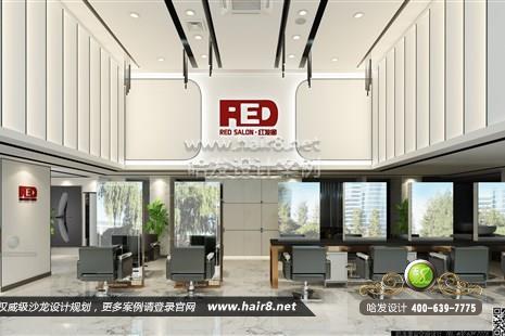 贵州省贵阳市红发廊美容美发造型SPA图2