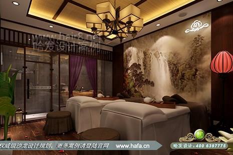 海南省海口市罗马国际美容美发沙龙图4