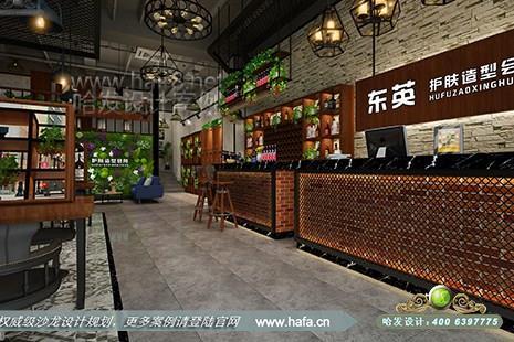 陕西省渭南市东英护肤造型会所图5