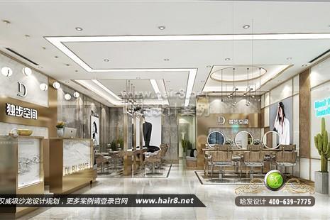 上海市独步空间护肤造型图5