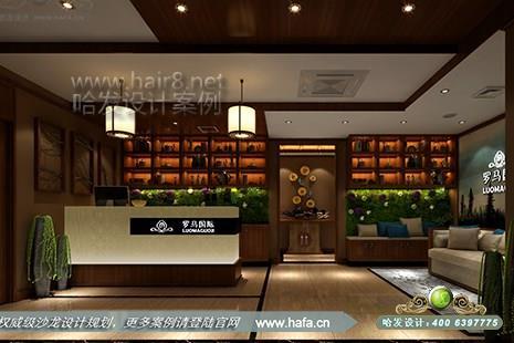 海南省海口市罗马国际美容美发沙龙图5