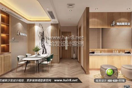 安徽省滁州市雅尚丽美业美容美发护肤SPA图3