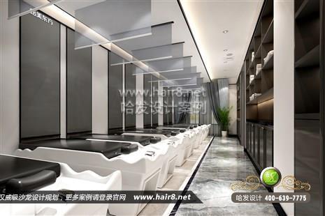 浙江省温州市怡美东方美容美发护肤造型图3