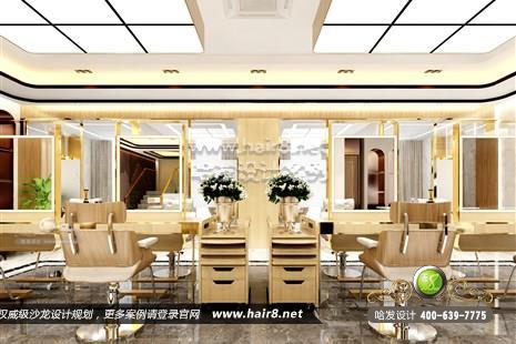 海南省海口市九重国际美容美发护肤造型图17