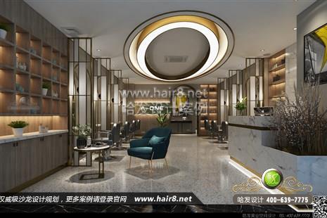 浙江省杭州市A-ONE造型美容养生造型SPA图1