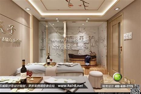 上海市天子沙龙护肤造型美容养生会所图4