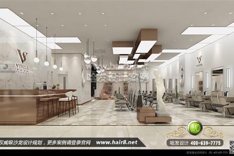 安徽省蚌埠市温莎美座美容美发时尚沙龙图1