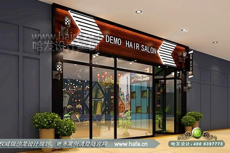 浙江省杭州市DEMO HAIR SALON图4