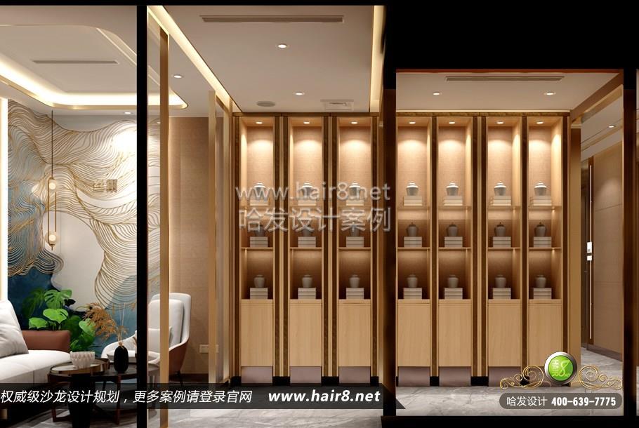 浙江省杭州市丝雨美业养生护肤美发造型图2