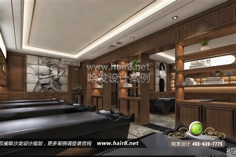 广东省深圳市贝隆美发美容养生美甲跨界概念法式花艺图4