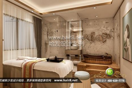 浙江省湖州市米兰国际养生护肤造型图2